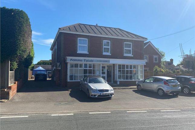 Retail premises for sale in Swanwick Lane, Lower Swanwick, Southampton, Hampshire