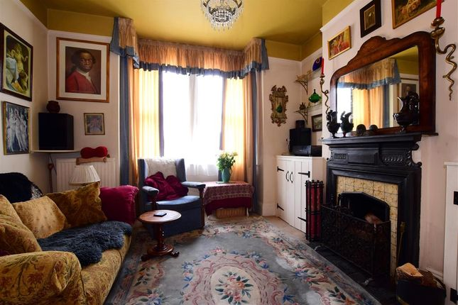 Thumbnail Terraced house for sale in St. Leonards Avenue, Hove, East Sussex