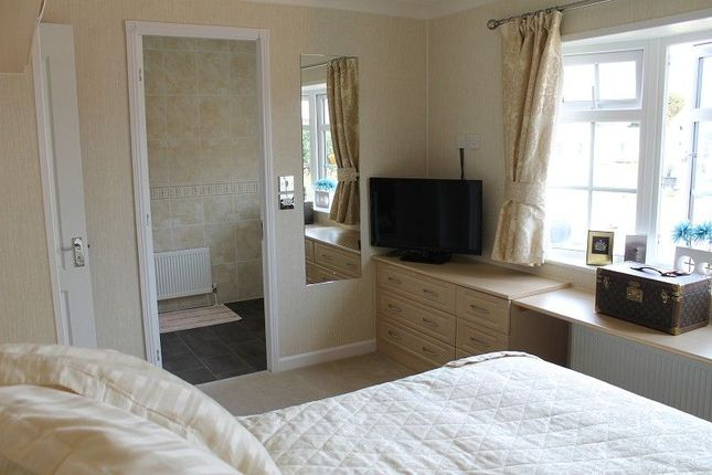 Double Bedroom 1 of Dinwoodie Lodge Park Johnstonebridge, Lockerbie, Dumfriesshire. DG11