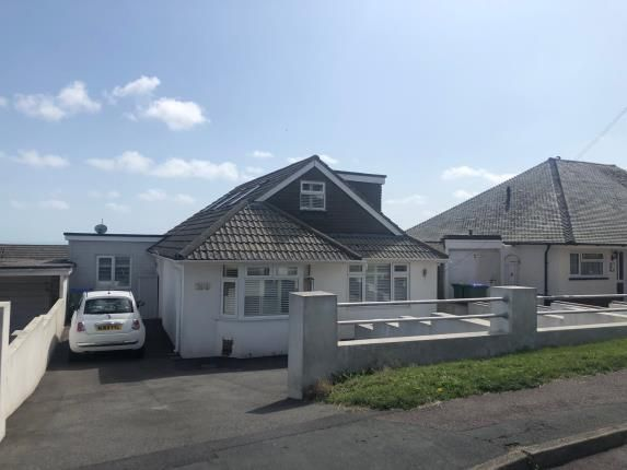 Front of Rodmell Avenue, Saltdean, Brighton, East Sussex BN2