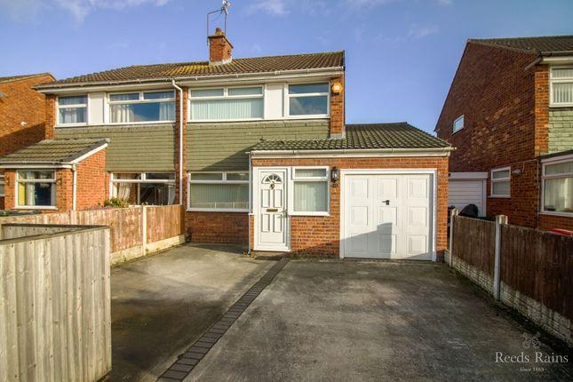 Thumbnail Semi-detached house to rent in Websters Lane, Great Sutton, Ellesmere Port