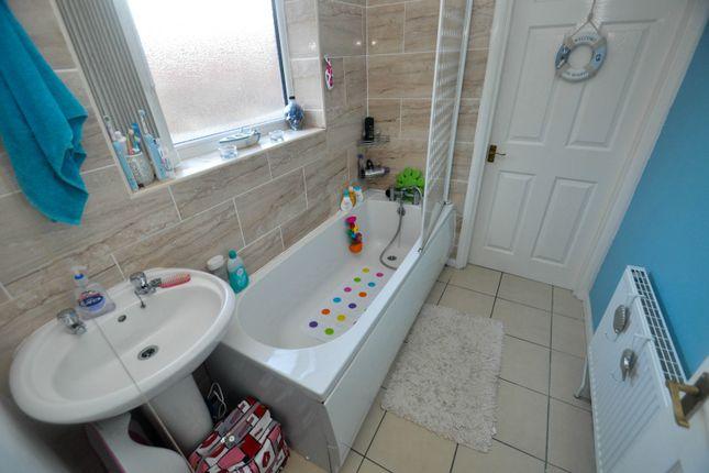 Bathroom of Nora Street, South Shields NE34