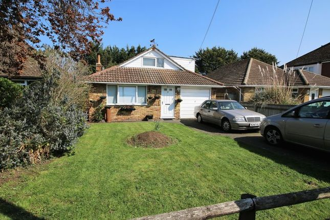 Thumbnail Detached bungalow for sale in Garden City, Chinnor Road, Thame