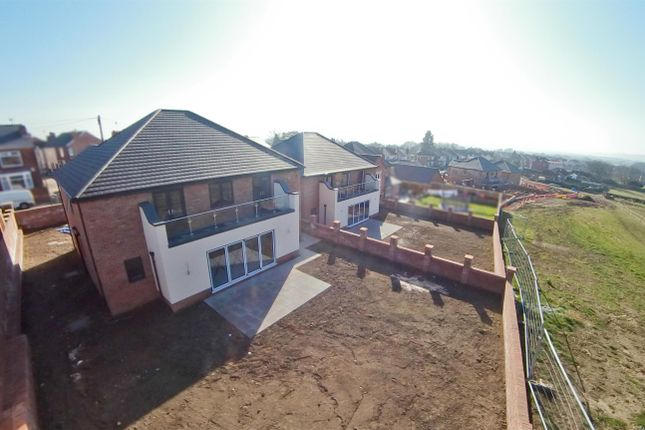 Thumbnail Detached house for sale in Station Road, Pilsley, Chesterfield
