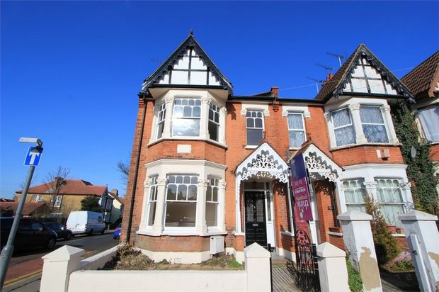 Thumbnail End terrace house to rent in Westborough Road, Westcliff-On-Sea, Essex