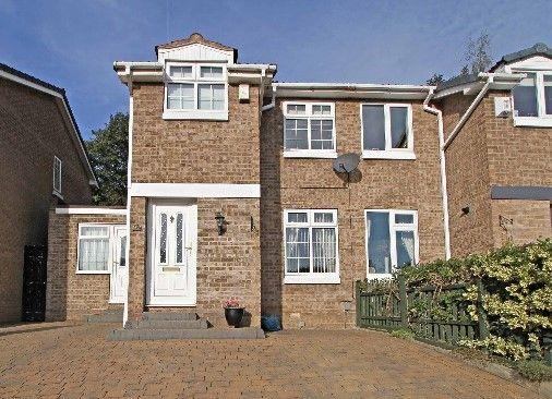 Thumbnail Semi-detached house for sale in Churchfields, Kimberworth, Rotherham