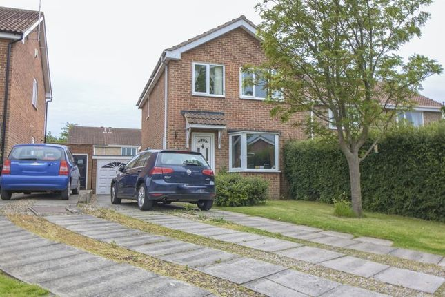 Thumbnail Detached house for sale in Newlands, Northallerton