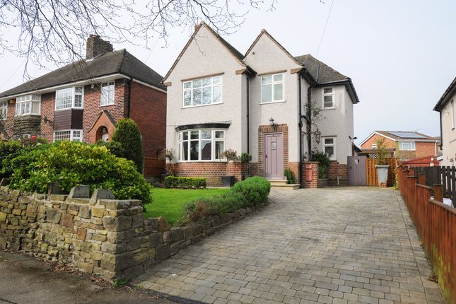 Thumbnail Detached house for sale in Walton Road, Walton, Chesterfield