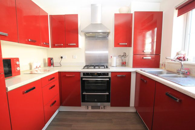 Kitchen of Mellowes Road, Hornchurch RM11