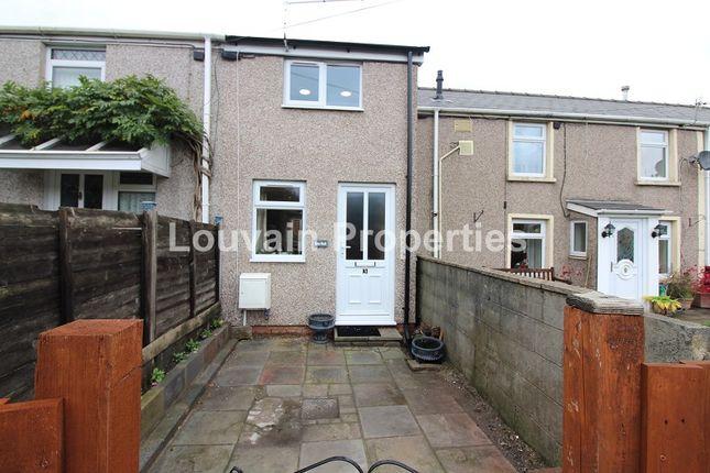 Thumbnail Terraced house to rent in King Street, Brynmawr, Ebbw Vale, Blaenau Gwent.