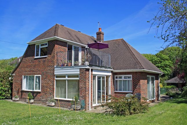 Thumbnail Detached house for sale in Lighthouse Road, Durlston, Swanage