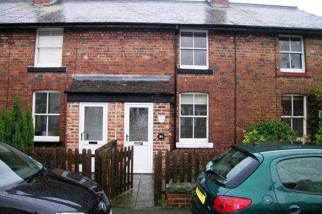 Thumbnail Terraced house to rent in Gladstone Street, Harrogate