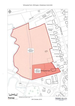 Land Options of Withington, Cheltenham GL54