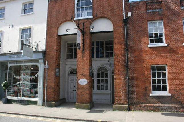 Thumbnail Retail premises to let in 104A West Street, Farnham, Surrey