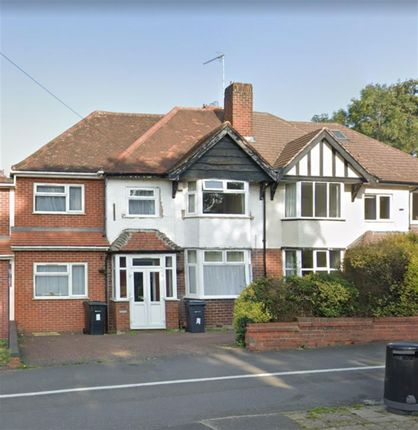 Thumbnail Semi-detached house to rent in Harborne Lane, Harborne, Birmingham