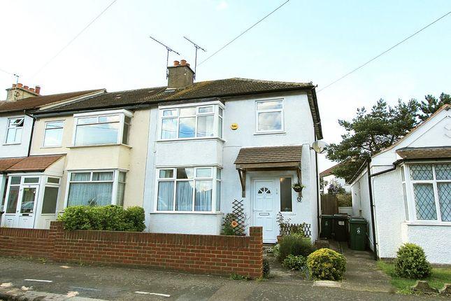 Thumbnail Semi-detached house for sale in Pretoria Crescent, London, London