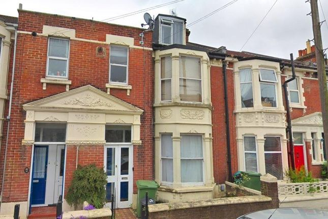 Thumbnail Flat to rent in Montague Road, Portsmouth