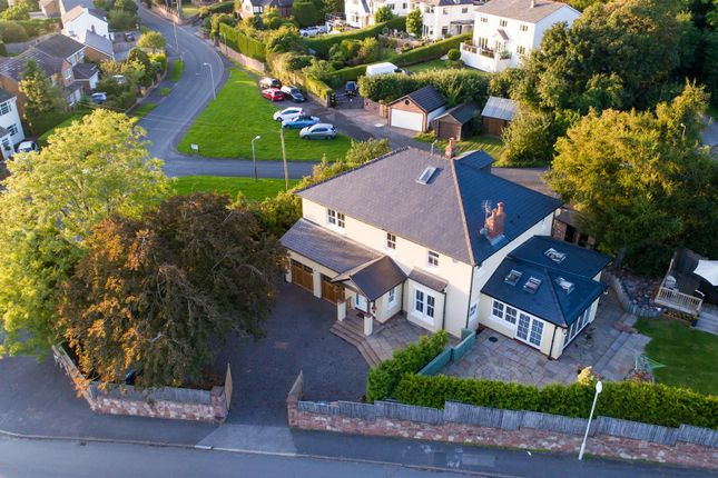 Thumbnail Detached house for sale in Delavor Road, Heswall, Wirral