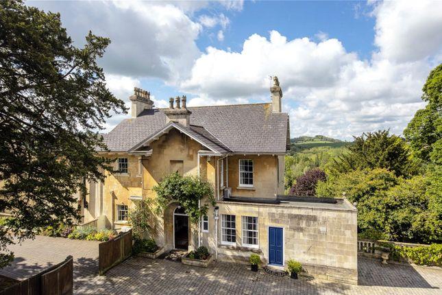Thumbnail Semi-detached house for sale in Kelston Road, Bath