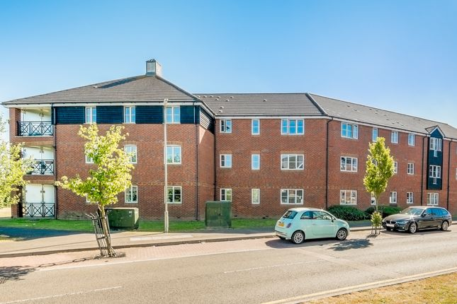 Thumbnail Flat for sale in Richard Hillary Close, Willesborough, Ashford