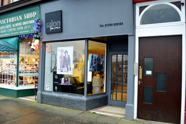Retail premises for sale in Salon Francesca, 34, East Princes Street, Rothesay, Isle Of Bute