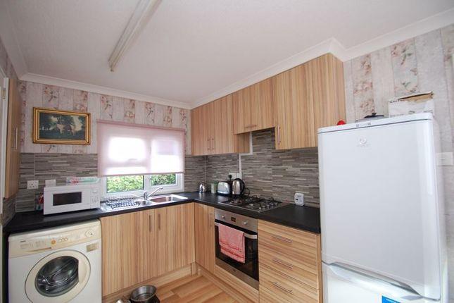 Kitchen of Ashcroft, Kirkfieldbank, Lanark ML11