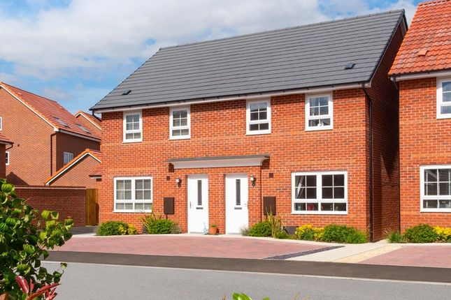 "Thumbnail Semi-detached house for sale in ""Maidstone"" at Lindhurst Way West, Mansfield"