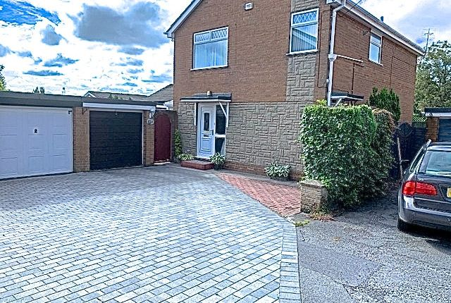 Thumbnail Detached house for sale in Ardmore Close, Hull, North Humberside