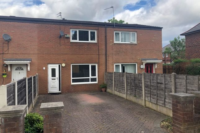 Thumbnail Terraced house to rent in Gladeside Road, Wythenshawe, Manchester