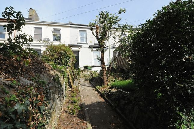 Thumbnail Terraced house for sale in Alexandra Road, Ford, Plymouth