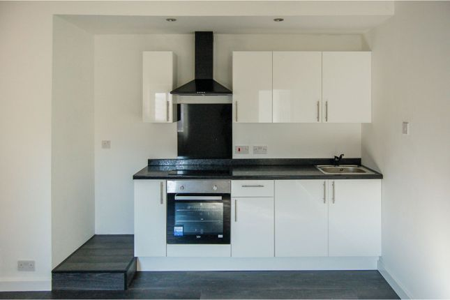 Lounge / Kitchen of West Street, Crewe CW1
