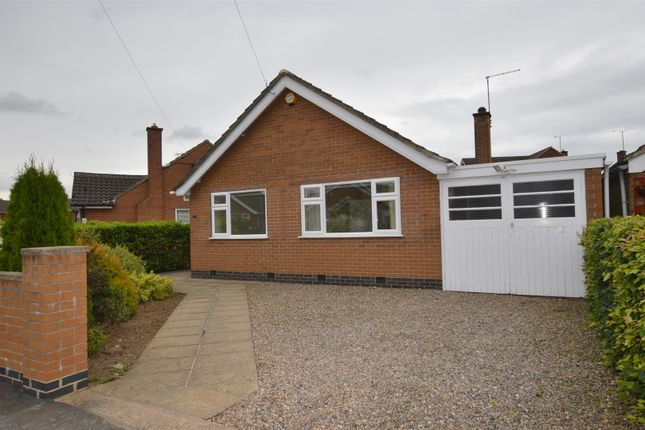 Thumbnail Detached bungalow for sale in Broom Close, Duffield, Belper