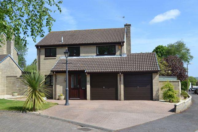 Thumbnail Detached house for sale in Grange End, Midsomer Norton, Radstock