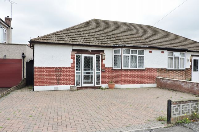 Thumbnail Bungalow to rent in Francis Close, Ewell, Epsom