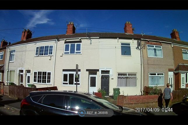 Thumbnail Terraced house to rent in Convamore Rd, Grimsby