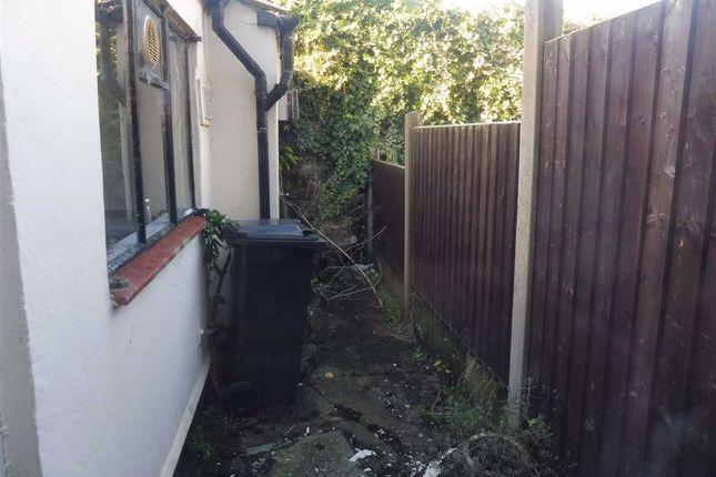 Outside: of 38, Upper Church Street, Oswestry, Shropshire SY11
