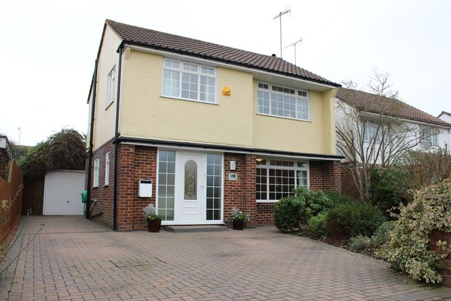 Thumbnail Detached house for sale in Western Road, Sompting, Lancing