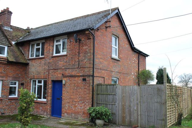 Thumbnail Cottage to rent in Tufton Warren, Whitchurcn, Hampshire