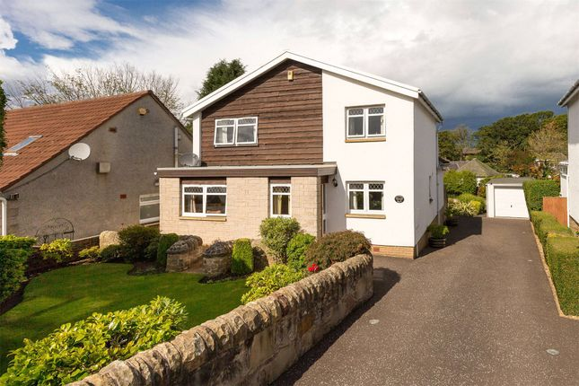 Thumbnail 4 bed property for sale in Parkgrove Drive, Barnton, Edinburgh