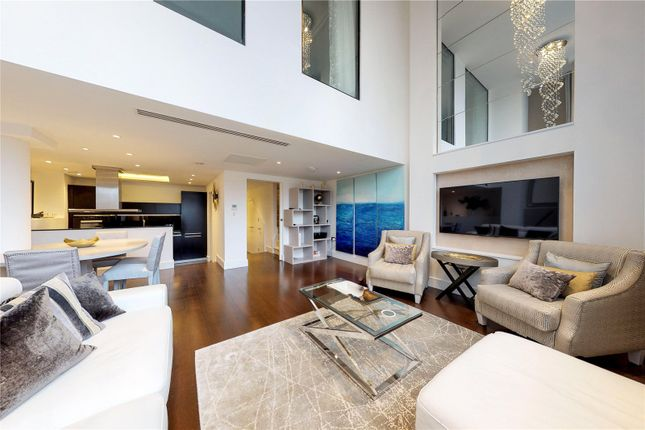 Thumbnail Flat to rent in Tower View Apartments, 84 St. Katharines Way, London