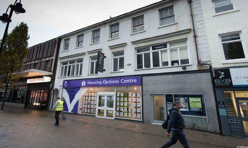 Thumbnail Retail premises to let in Newcastle Upon Tyne, 6 – 8 Saville Row