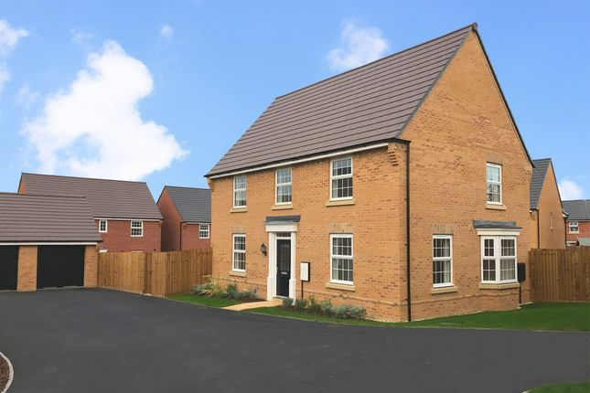 """Thumbnail Detached house for sale in """"Cornell"""" at Main Road, Earls Barton, Northampton"""