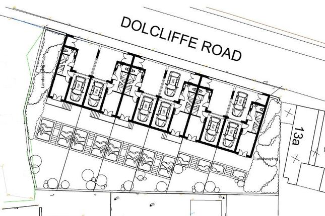 Land for sale in Dolcliffe Road, Mexborough