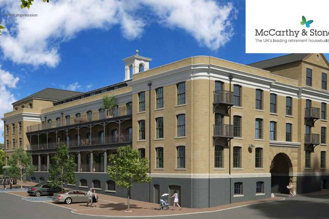 Thumbnail Flat for sale in Peverell Avenue East, Poundbury, Dorchester