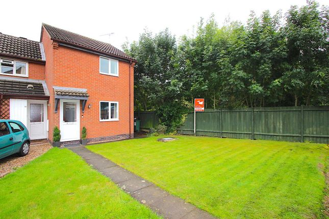 Frontage of Bluebell Close, Kirby Muxloe, Leicester LE9