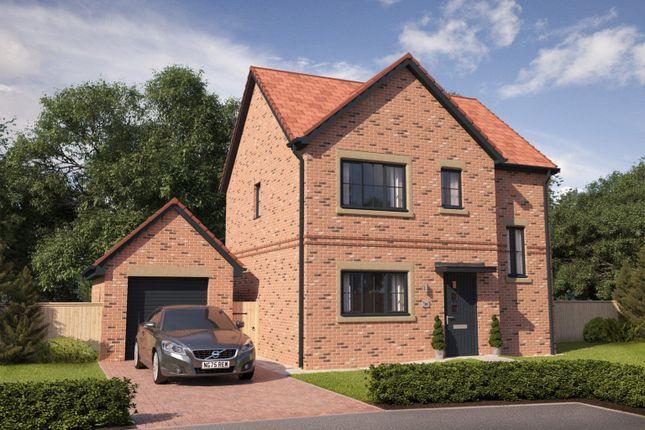 Thumbnail Detached house for sale in Plot 63, Hardwick Grange, Sedgefield