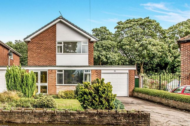 Thumbnail Detached house for sale in Broad Oak Lane, East Didsbury, Didsbury, Manchester