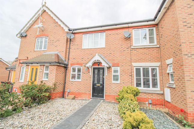 2 bed terraced house to rent in Malkin Drive, Church Langley, Harlow CM17