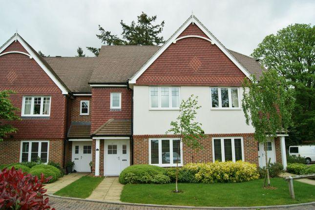 Thumbnail Terraced house to rent in Upper Meadow, Gerrards Cross, Buckinghamshire