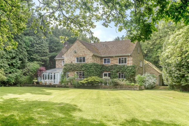 Thumbnail Detached house for sale in Bedwells Heath, Boars Hill, Oxford